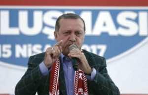 Erdogan Declares Controversial Victory