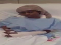Ethiopian Maid Who Fell From 7th Floor Tells her Story