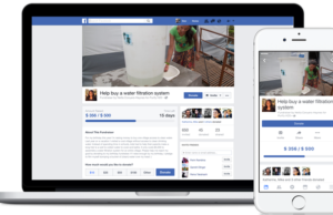 Facebook Launches a New Fundraising Tool