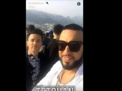 French Montana and RedOne Shoot Their New Video in Tetouan