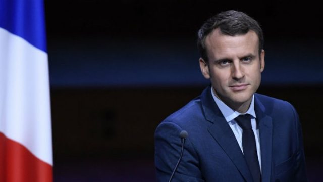'Far-right Nationalist' Arrested Over Threat to Kill French President Macron