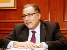 the Vice President of the World Bank Hafez Ghanem