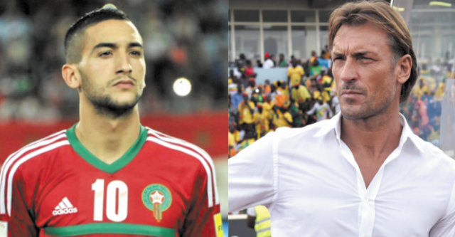 Football: Fouzi Lekjaa to Hold Meeting to Solve Problem Between Renard and Ziyech