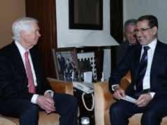 Head of government, Saad Eddine El Othmani, held talks here on Wednesday with US Senator William Thad Cochran