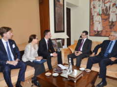 Hungarian Minister Visits Morocco to Boost Economic Cooperation
