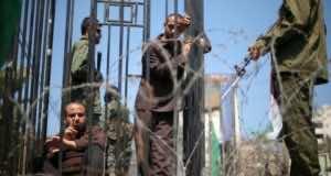 Israel Dismisses Hunger Strikers as 'Terrorists' & Won't Negotiate