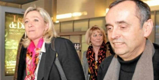 Key Le Pen Adviser Convicted of Inciting Hatred Against Muslims