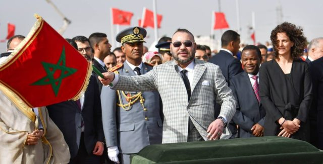 King Mohammed VI Launches Final Stage of World's Largest Solar Energy Complex