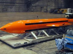 MOAB, Mother of All Bombs