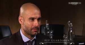 Manchester City coach, Pep Guardiola