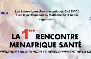 Menafrique Santé 1st Meeting: Strengthening Therapeutic Autonomy in Africa