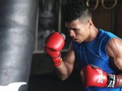Moroccan Boxer Mohammed Rabii Prepares For His Second Pro Fight