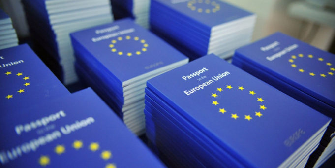Moroccans Top List of Recipients of EU Citizenship