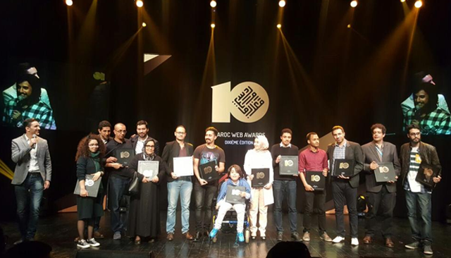 Morocco Web Awards Held in Casablanca