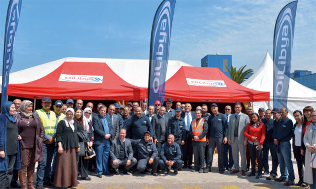 OiLibya Invests MAD 85 Million in Casablanca Lubricant Plant
