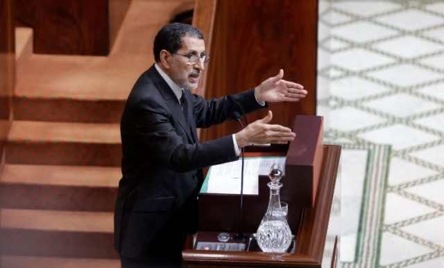 Othmani's Program Is a 'Copy' of Benkirane's Moroccan Union of Labor