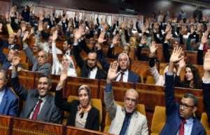 Parliament Ratifies Othmani's Government Program