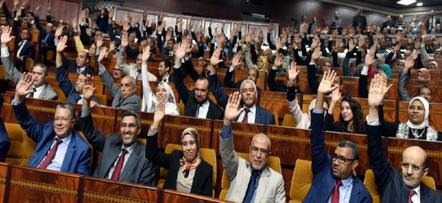 Parliament Ratifies Othmani's Government Program