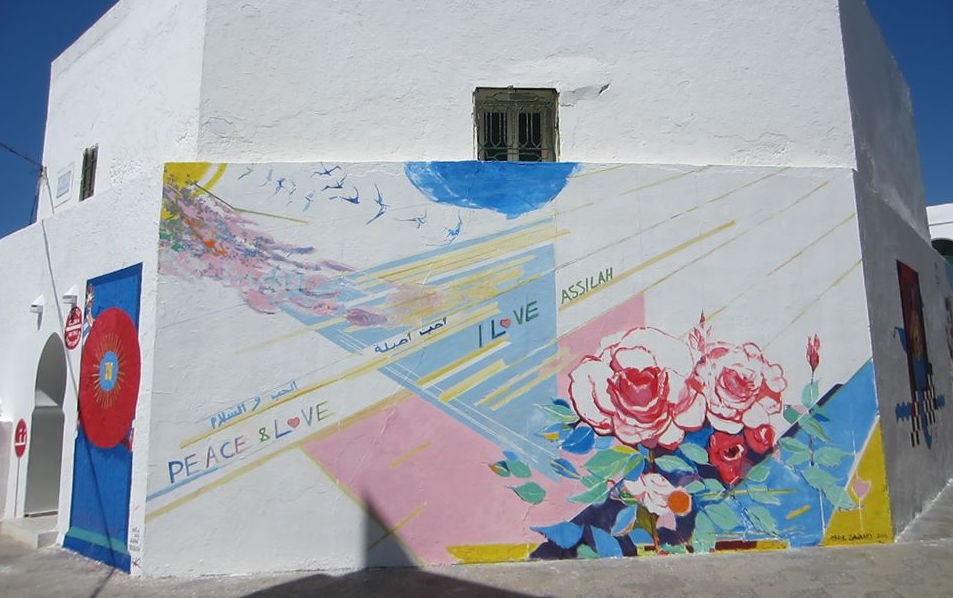 Peace and Love, Asilah