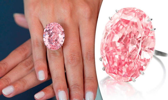 Pink Star Diamond Breaks World Record at $71.2 Million