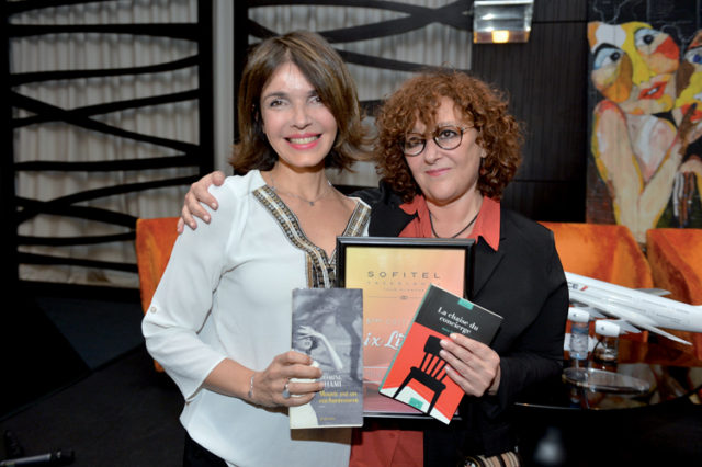 Sofitel Tour Blanche Sings Praises of Women's Literature