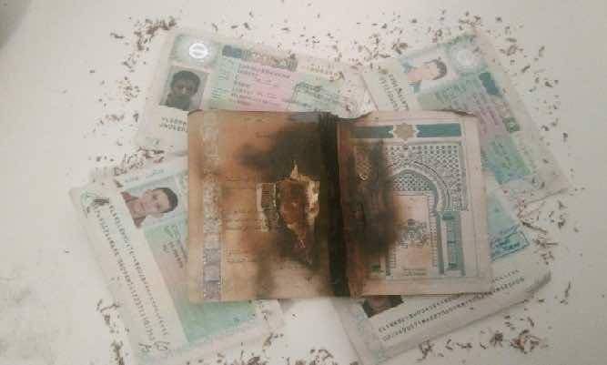 Rapper Asylum Seeker in Belgium Sparks Outrage Burning His Moroccan Passport