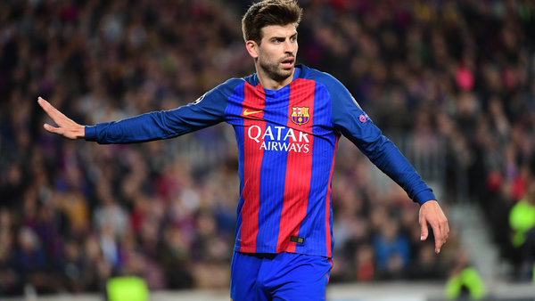 Gerard Piqué Ready to Quit Spanish Football Team Over Support for Catalan Independence