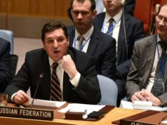 Russia Vetoes UN Condemnation of Syria attack