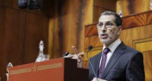 Saad Eddine El Othmani presented the government program to both Houses of Parliament