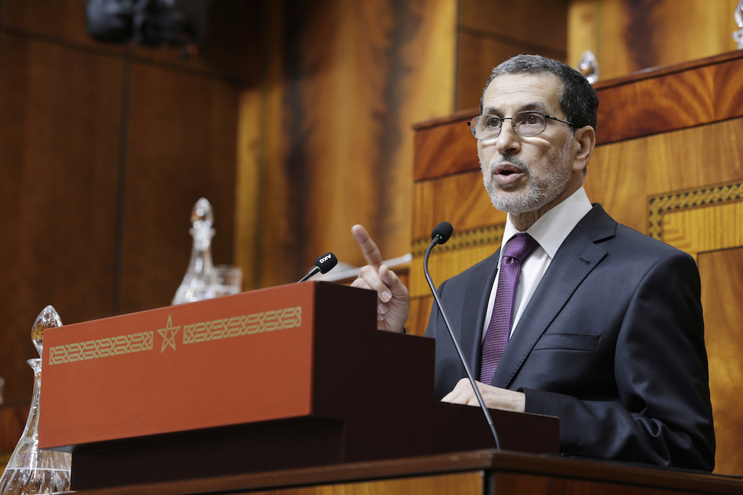 El Othmani Promises 40,000 Jobs for Youth in Public Administration