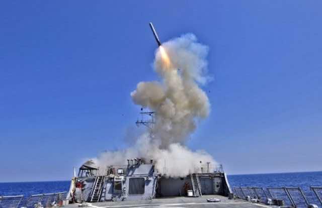 Saudi Arabia Supports US Air Strikes Against Syria