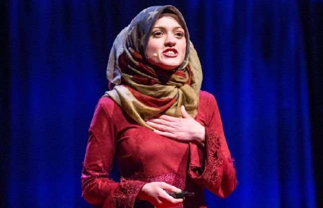 Syrian-American Uses Poetry to Heal Her Pain