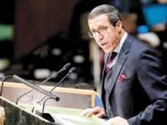 UN: Omar Hilale Rebukes Venezuelan Rep.