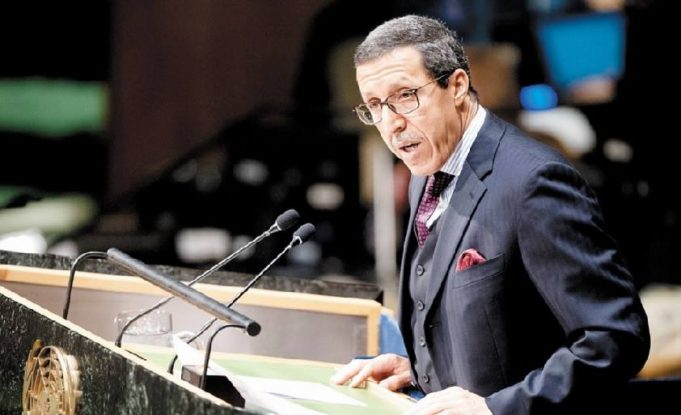 UN Re-Elects Morocco's Omar Hilale Executive Vice-President of UNICEF