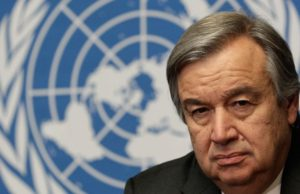 Western Sahara UNSG Wants to Relaunch Process Based on Realism and Compromise