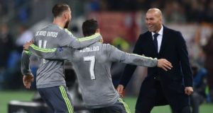 Zinedine Zidane: High Pressure Makes mySquadStronger