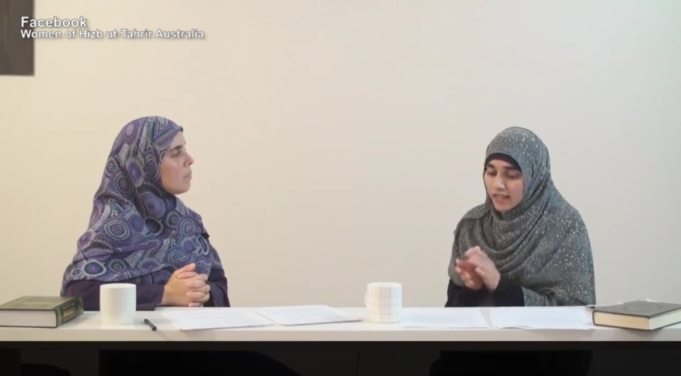 Video: Two Women Demonstrate 'How to Beat Your Wife 101'