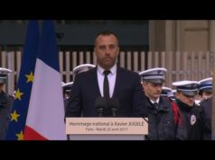 Champs Élysées Attack: Late Officer's Partner Gives Touching Eulogy