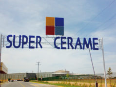 Super Cérame Launches Construction of New Ceramic Plant