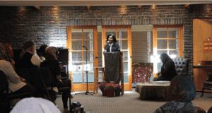 A talk at Qal'bu Maryam Women's Mosque