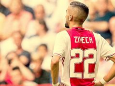 Morocco's Hakim Ziyech Gets 'Massive Pay Rise,' Stays with AFC Ajax