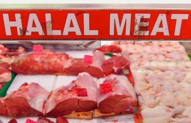 Again An Attack On Halal Kosher Food