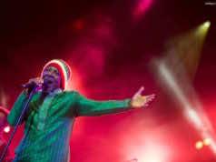 Alpha Blondy's Mawazine Performance Champions Peace and Unity