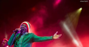 Alpha Blondy's Mawazine Performance Champions Peace and Unity