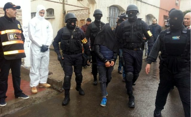 BCIJ Arrests 2 Suspected ISIS Members in Southern Morocco