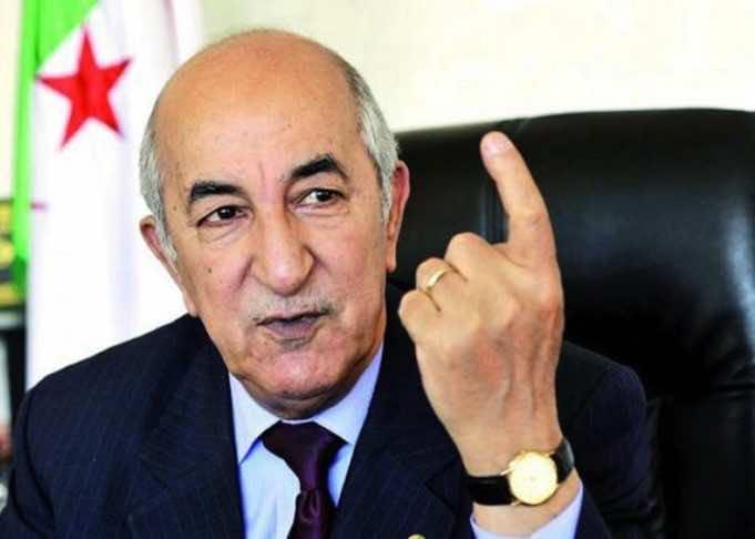 Algeria Confiscates Passport of Former Algerian Prime Minister