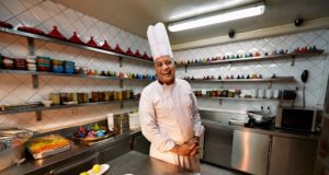 Morocco's Chef Moha Wins Award in Washington, Amazes Judges With Tanjia