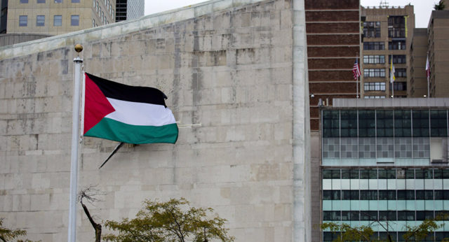 City of Dublin Raises Palestinian Flag for Month of May
