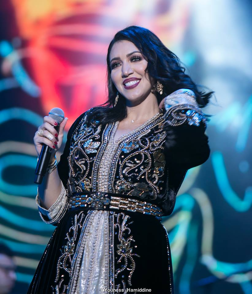Demi Lovato and Amae Lamnawar Dazzle Audience in Mawazine Musical Feast
