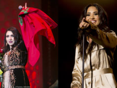 Demi Lovato and Asma Lamnawar Dazzle Audience in Mawazine Musical Feast